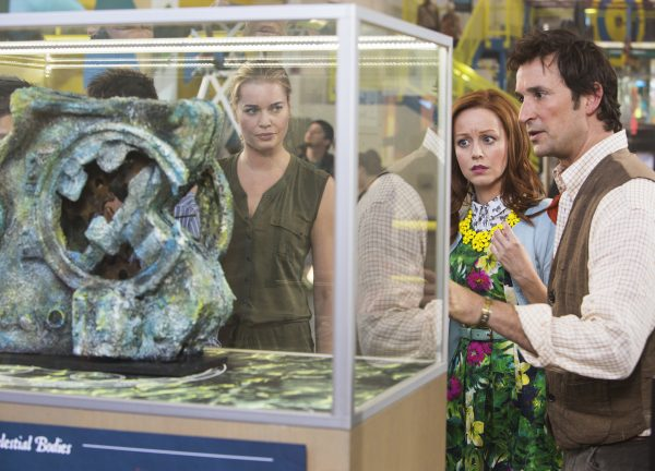 """The Librarians Episode 301 """"And the Rise of Chaos"""" 5/2/16 IMG_7555"""