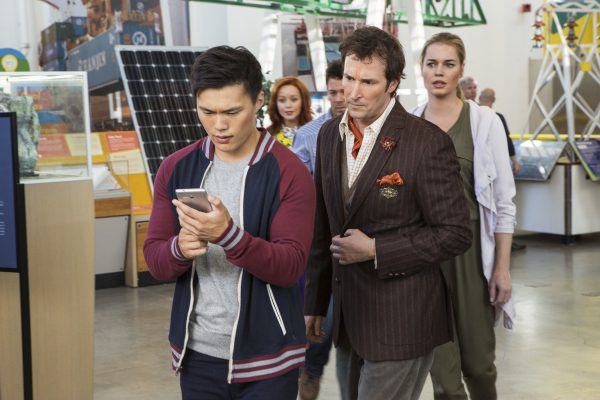 """The Librarians Episode 301 """"And the Rise of Chaos"""" 5/2/16 IMG_7623"""