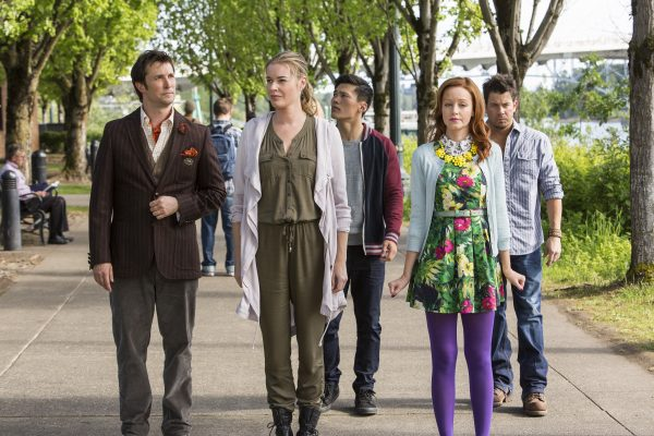 """The Librarians Episode 301 """"And the Rise of Chaos"""" 5/2/16 IMG_7755"""
