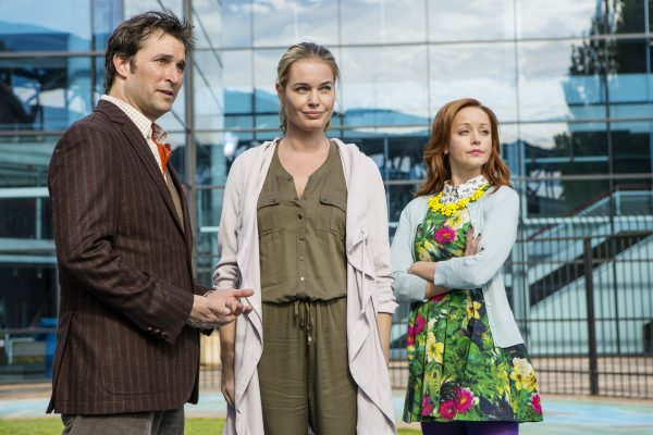 """The Librarians Episode 301 """"And the Rise of Chaos"""" 5/2/16 IMG_7814"""