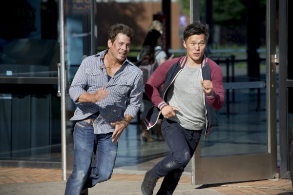 """The Librarians Episode 301 """"And the Rise of Chaos"""" 5/2/16 IMG_7827"""