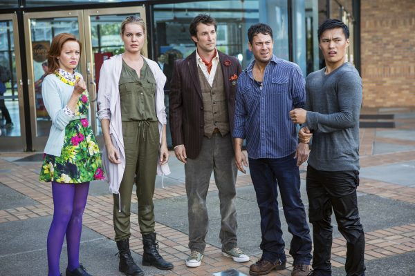 """The Librarians Episode 301 """"And the Rise of Chaos"""" 5/2/16 IMG_7890"""