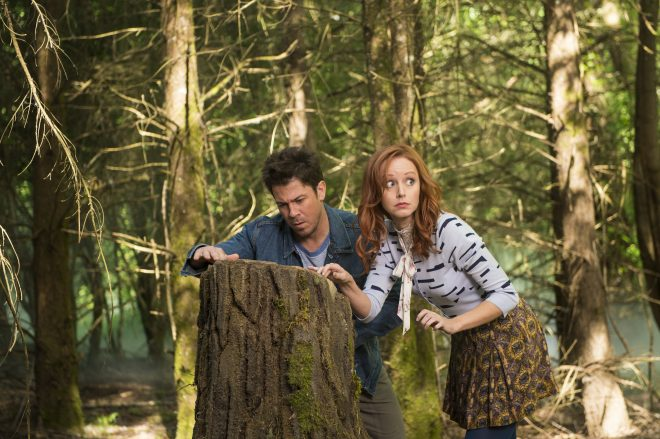 """The Librarians Ep 301""""And the Rise of Chaos"""" Allyson Ward Riggs 5/11/16 _DSC0984"""