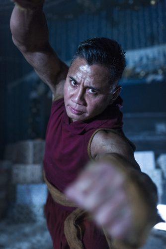 Cung Le as Cyan- Into the Badlands _ Season 2, Episode 6 - Photo Credit: Antony Platt/AMC