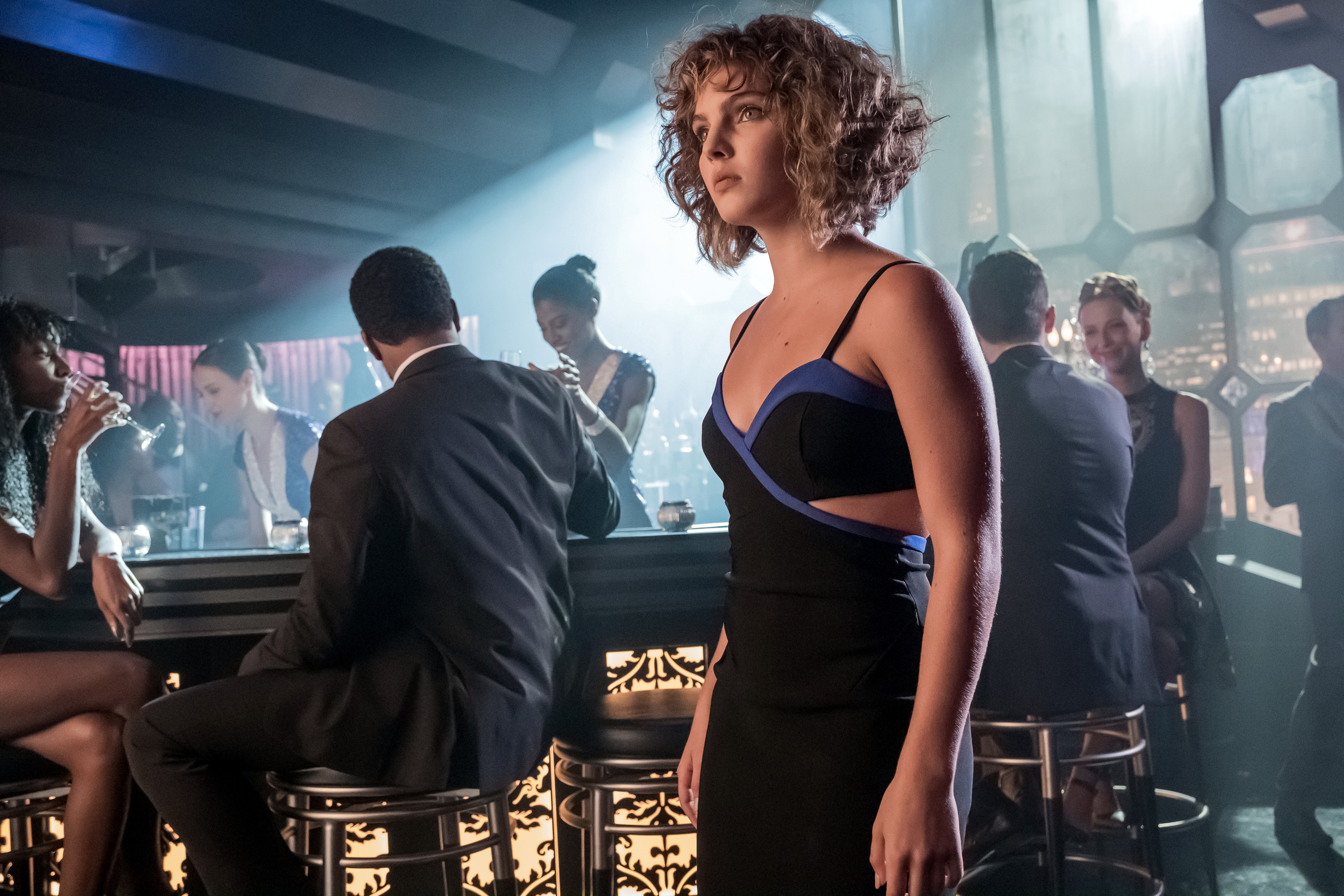 "Camren Bicondova in the ""Pax Penguina"" season premiere episode of GOTHAM ©2017 Fox Broadcasting Co. Cr: Jeff Neumann/FOX."