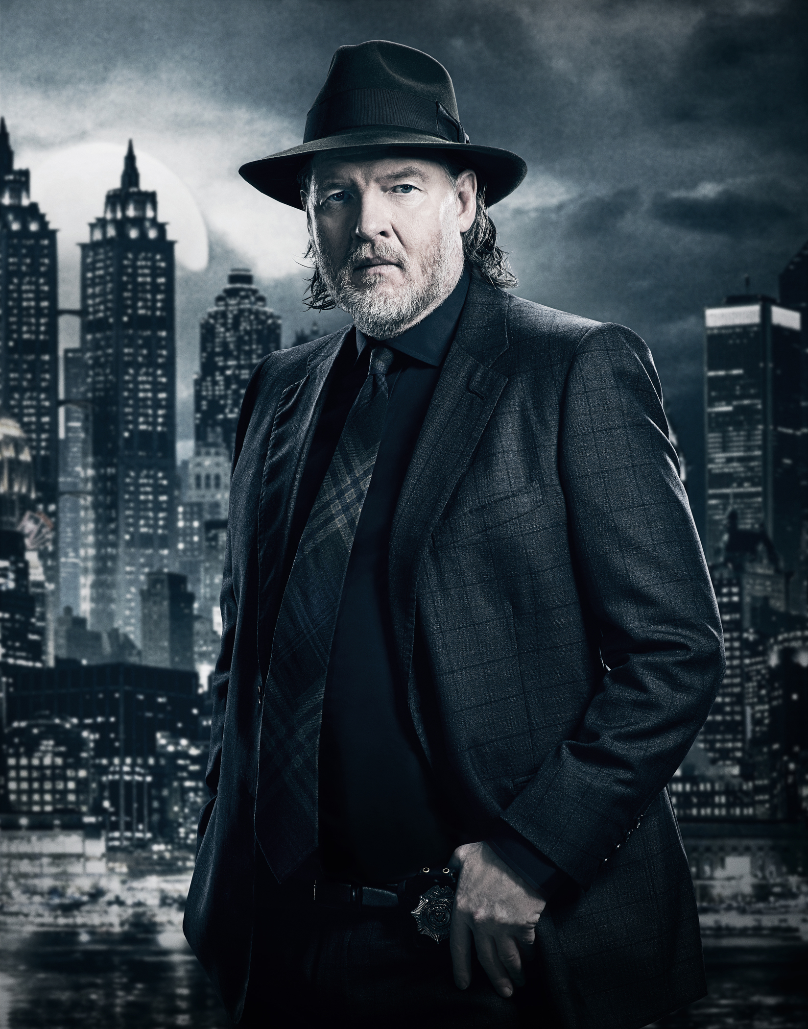 GOTHAM: Donal Logue.  ©2017 Fox Broadcasting Co. Cr: TOMMY GARCIA / FOX