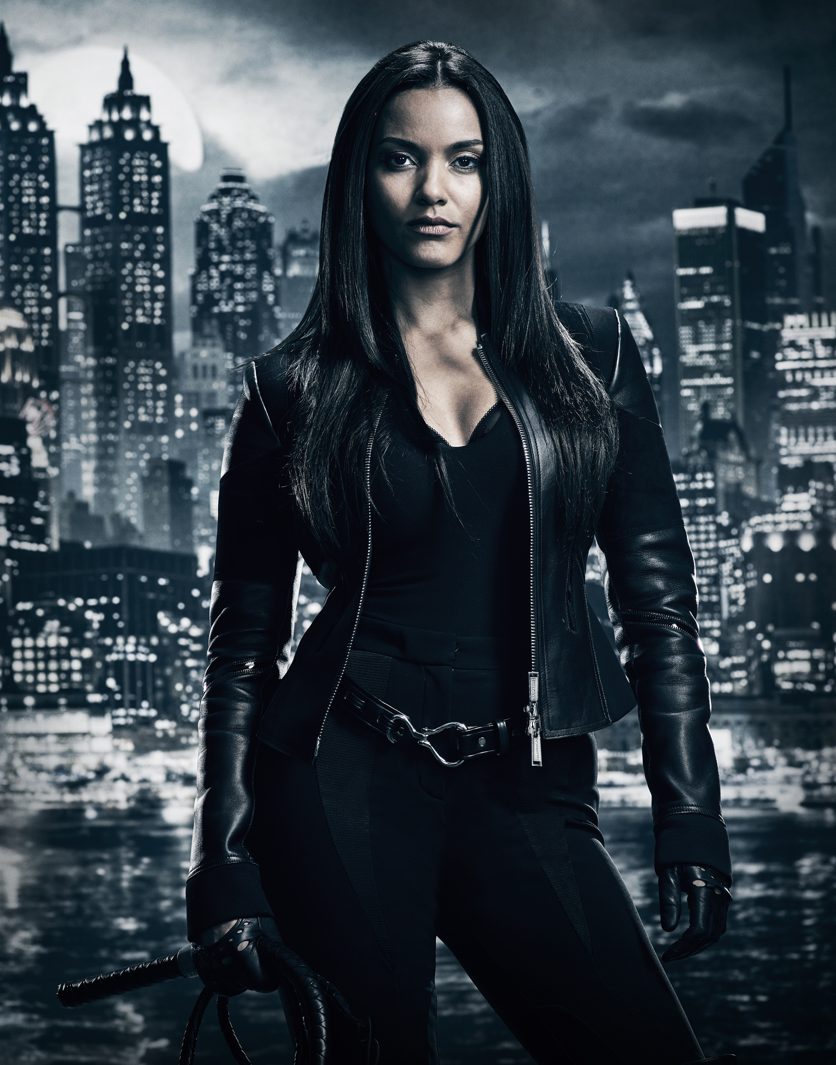 GOTHAM: Jessica Lucas. ©2017 Fox Broadcasting Co. Cr: TOMMY GARCIA / FOX