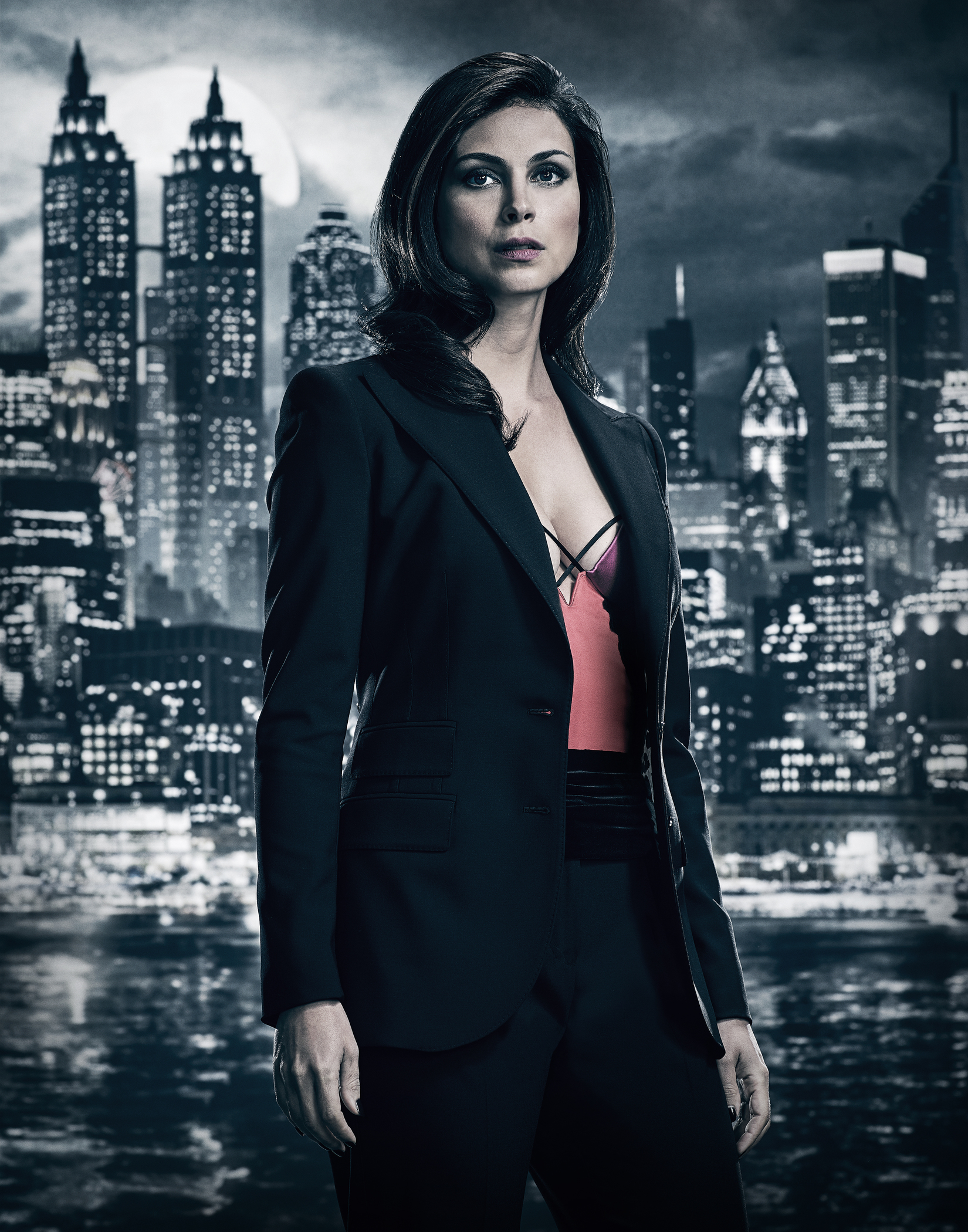 GOTHAM: MORENA BACCARIN©2017 Fox Broadcasting Co. Cr: TOMMY GARCIA / FOX