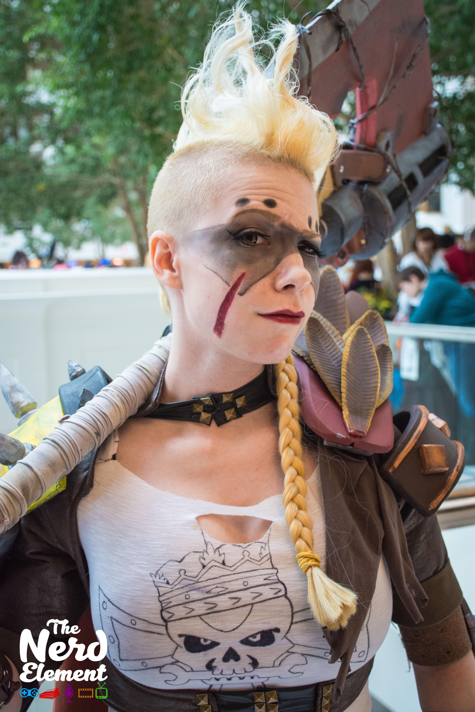 Queen of Junkertown - Overwatch Cosplayer: @hanari502 (ig)