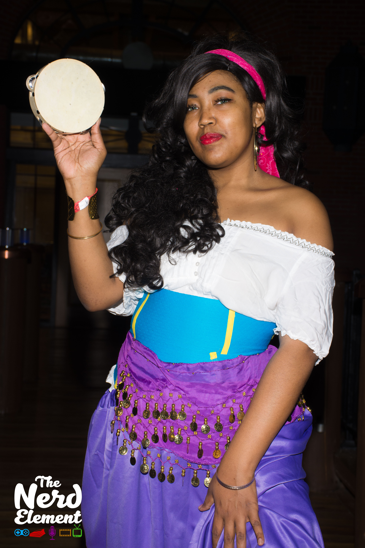 Esmeralda - Hunchback of Notre Dame Cosplayer: @unproducktive (ig)