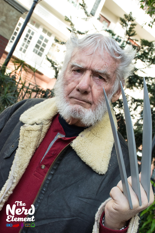 Old Man Logan Cosplayer: white.oaks.walkers (ig)