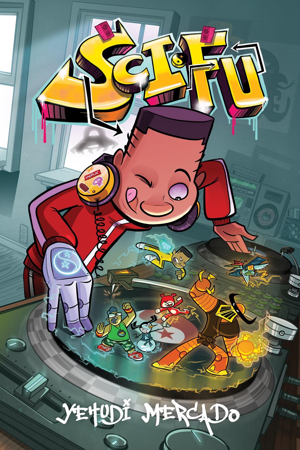 Sci-Fu  by Yehudi Mercado