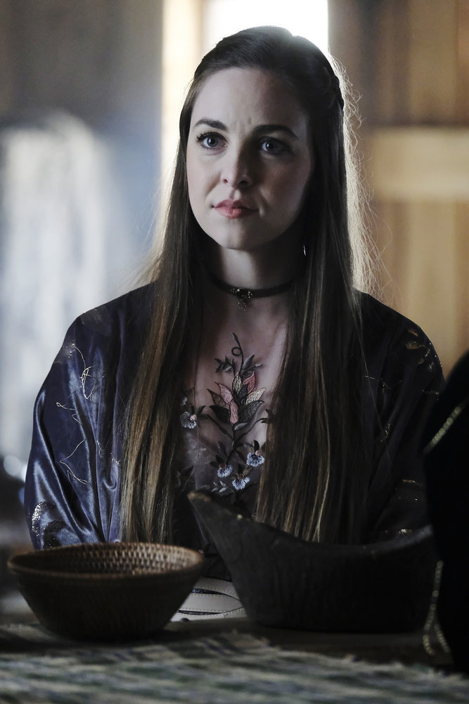 Brittany Curran, THE MAGICIANS - - (Photo by: Eike Schroter/Syfy)