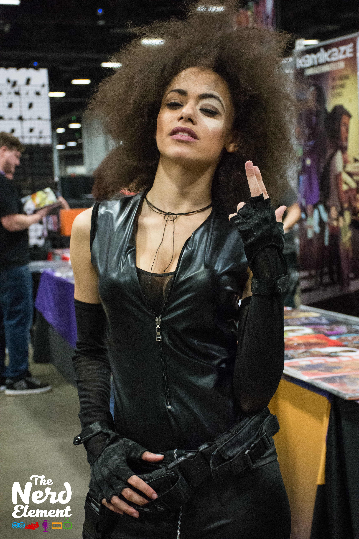 Domino - Deadpool 2 Cosplayer: Blackkrystel (IG)