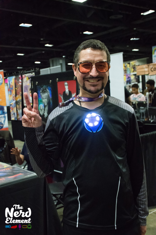 Tony Stark - Iron Man