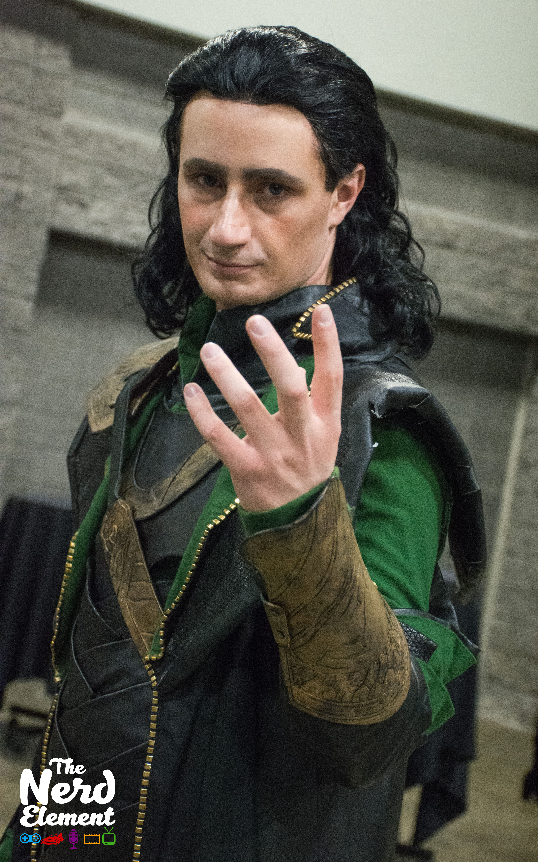 Loki - Thor/Marvel MCU Cosplayer: Independent_variable_cosplay