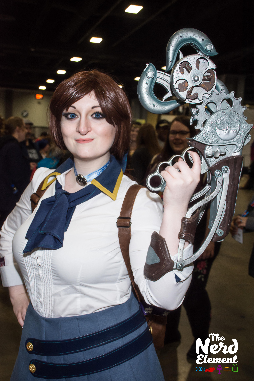 Elizabeth - Bioshock Infinite Cosplayer: skywardsongcosplay (ig)